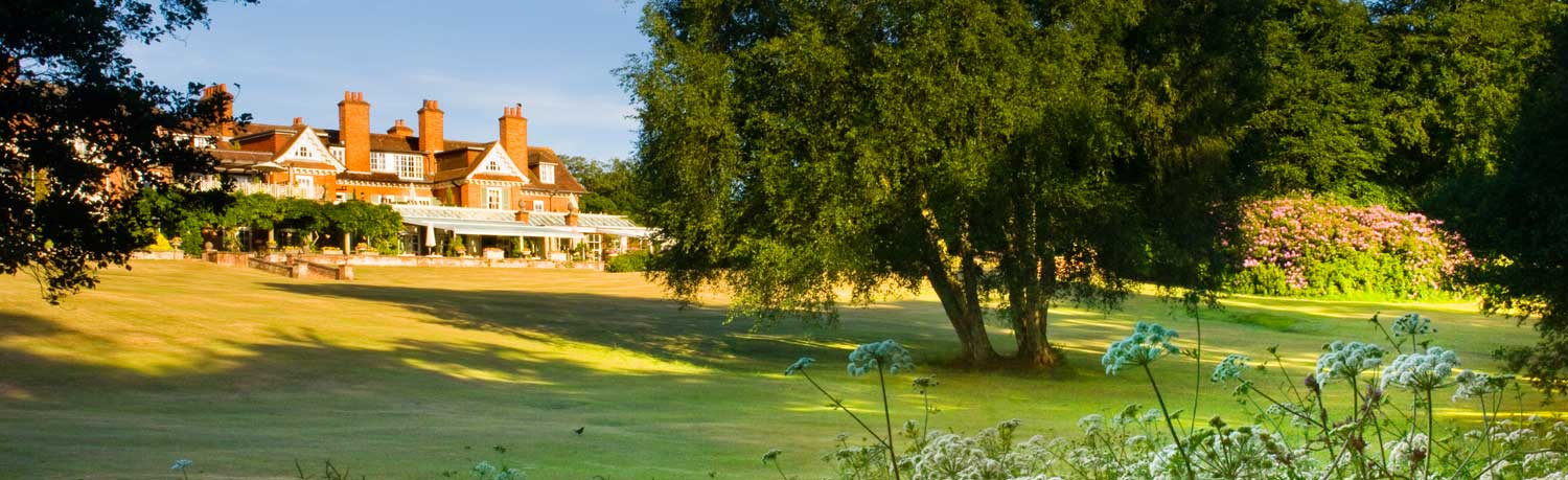 Fitter, Stronger Fitness Holiday at Chewton Glen