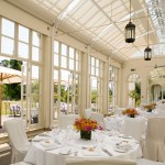Dining with Fitter Stronger at Buxted Park Hotel