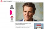 The Independent interview with James Cracknell Motivational speaker with Fitter Stronger