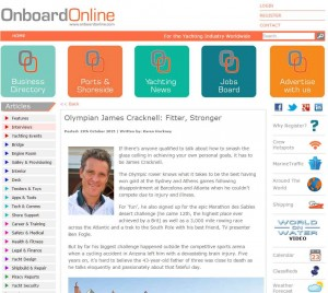 Onboard Online | Fitter Stronger