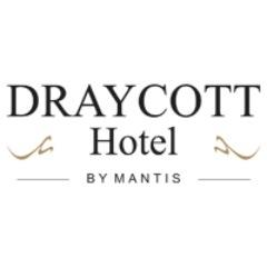 Draycot Hotel Logo partnershi with Fitter Stronger