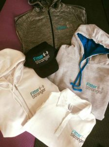 Fitter Stronger Merchandise